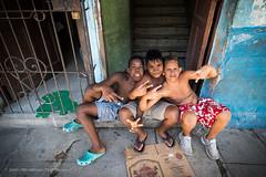 Old Havana (Catherine Gidzinska and Simon Gidzinski/grainconno) Tags: 2016 cuba cuban cubans gadventures havana holidays lahabana travel children kids people