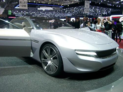 Pininfarina Cambiano 5