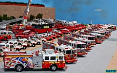 FDMB In-Service Training (Phil's 1stPix) Tags: rescue tower ford boat chief engine utility alf hobby ambulance replica chevy pierce fireengine ladder rib squad hummer incident mack ems command gmc diorama matchbox seagrave fictional scalemodel diecast a