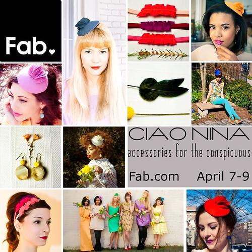 CIAO NINA fab.com