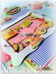 Livro do Beb (Le Scraft) Tags: flores rio riodejaneiro scrapbook scrapbooking rj fotos jardim beb fotografia menina scrap niteri lbum mensagem mensagens verdeerosa lbuns lbumdobeb livrodobeb lescraft