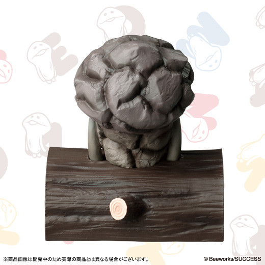 超人氣種植香菇遊戲『おさわり探偵なめこ栽培キット』模型登場!