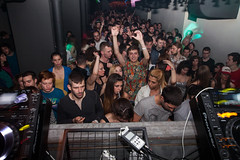 Crowd during Actress (live), The Tube, Night 3 (SHAREconference) Tags: dom serbia tube conference belgrade beograd share thetube srbija dob domomladine omladine share2 shareconference sharebynight share2012 fotonemanjaknezevic