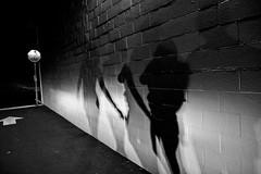 (Tessa Beligue) Tags: lighting shadow people blackandwhite beauty night composition contrast amazing interesting intense darkness emotion unique streetphotography dramatic highcontrast beautifullight pa soul intriguing feeling drama newhope emotive nightphotos astounding captivating evocative shadowonwall savvyclement
