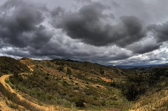 """""""Here Comes That Rainy Day Feeling"""" Aired on KABC-TV 3-29-12 (Anthony """"Tony G"""" Gliozzo (Web Site is ocbirds.com)) Tags: california canon hiking fisheye southern trail 7d anthony 10mm modjeska hdraward gliozzo onlythebestofnature"""