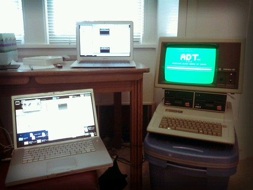 Bootstrapping via multiple generations o by npdoty, on Flickr