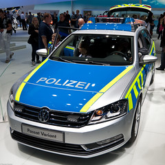 Volkswagen Passat Variant Polizei (72645) (Explore) (Thomas Becker) Tags: auto show copyright car vw germany volkswagen tdi geotagged deutschland interestingness nikon automobile hessen thomas frankfurt c police fair voiture exhibition 64 explore bil 1750 vehicle motor d200 tamron messe passat polizei kombi internationale ausstellung iaa fahrzeug variant becker automobil  2011 automobilausstellung worldcars geo:lat=50112013 aviationphoto geo:lon=8643569 iaa2011