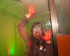 blackboxtv premier 05 (CE Photogenetix) Tags: show party people film tv blood zombie creepy spooky event hollywood gore blackbox horror premier viewing canon40d christinaedwards blackboxtv