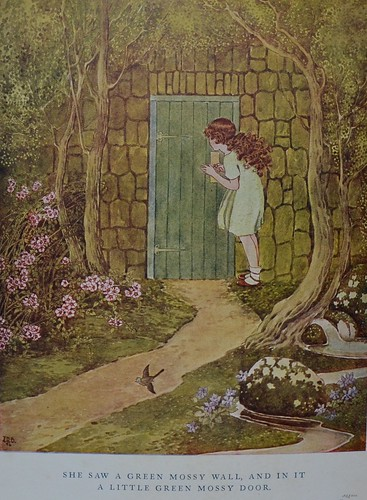 The Mossy Door - Little Green Road 1925