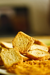 Rusk (Natesh Ramasamy (Thanks for 1.6 Million+ views)) Tags: food slr canon bread photography photo wheat picture pic biscuit canoneos baked rusk natesh ramasamy canoneosslr lifeisart 550d t2i canon550d canont2i kissx4 canonkissx4 ramnaganat