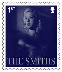 the smiths (japanese forms) Tags: blue manchester graphicdesign artwork morrissey stamp fonts iconic typeface thesmiths johnnymarr roughtrade andyrourke albumartwork dianadors fontsinuse mikejoyce astampworthmaking