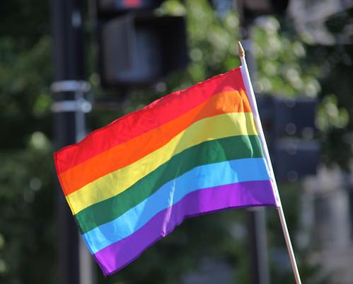 Rainbow - DC Gay Pride Parade
