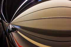 Passing the Tunnel (Kristian Hedberg) Tags: motion cars car canon eos tunnel automotive fisheye bil 5d tunnels oresund markii öresund öresundsbron bilar rörelse tunnlar oeresund oeresundsbron oresundsbron canoneos5dmarkii öresundsförbindelsen öresundsbroförindelsen