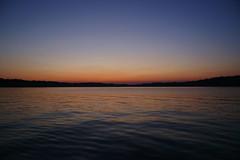 At Dusk (joeandersun) Tags: sunset sky lake water digital landscape evening dusk sony fullframe dslr 287528 a850 the4elements alphamount sonya850 sal2875