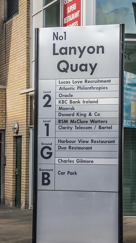 Lanyon Quay Belfast