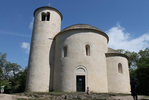 Rotunda svatého Jiří a svatého Vojtěcha (Rotunda of Saints George and Adalbert)