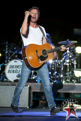 Dierks Bentley - Detroit Hoedown - Comerica Park - Detroit, MI - June 9th 2012