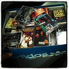 (ienvincible) Tags: mixtape hiphop hip hop tapes flickrandroidapp:filter=none