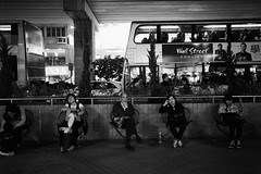 Five expressions.... (van*yuen) Tags: leica blackandwhite bw hongkong documentary summicron impression m9 princeedward citysnap 352 leicam summicron352asph leicam9 april2012