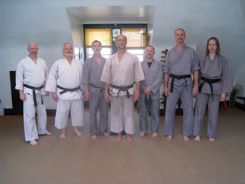 Visit to My Karate Dojo