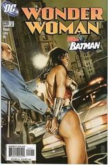 Wonder Woman 220 (first printing) (FranMoff) Tags: wonderwoman comicbooks handcuffs arrested handcuffed cuffed jgjones