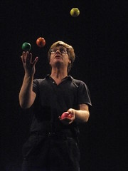 Bloomsbury FOTSN May22nd: Colin Juggles #2