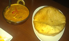 Bhatura @    (yoovraj_shinde) Tags: bhatura foodspotting  foodspotting:place=254522 foodspotting:review=1776897