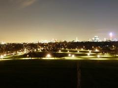 Primrose hill night scene (Blick_Demon) Tags: city england london oneaday night landmark nightscene