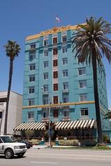 The Georgian Hotel (Patrick Rasenberg) Tags: california usa america la us losangeles santamonica