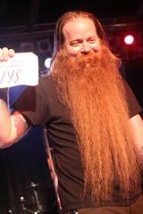 3rd Annual Southeastern Beard and Moustache Championships (Photos by Dash) Tags: girls beard women beards moustache charleston facialhair mustache aarne chucktown musicfarm afhc whiskerinas