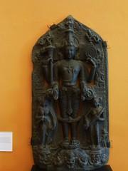 Birmingham City Museum and Art Gallery (jacquemart) Tags: india birmingham vishnu bihar schist birminghamcitymuseumandartgallery