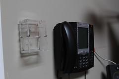 Wall kit for the SAFE (Solarbotics) Tags: wall acrylic mount safe enclosure arduino solarbotics freeduino