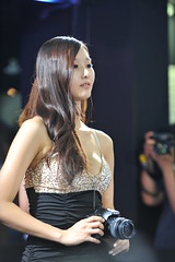 한송이 - HAN Song I by KRWonders - Seoul Photo & Imaging Show 2012 @COEX, Seoul, Korea.