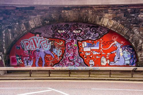 Street Art In Belfast