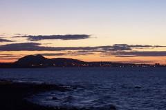 EDINBURGH SUNSET (joemor2) Tags: sunset sea sky water scotland edinburgh british firthofforth britishseascapes