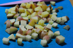 Potato and Soya Chunks Masala Recipe