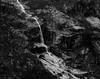 Springtime Waterfall, Tracy Arm, Alaska (Parkguy (David Legg)) Tags: blackandwhite usa mountains water alaska waterfall rocks best juneau cascade tracyarm alaskacruise blueribbonwinner citrit