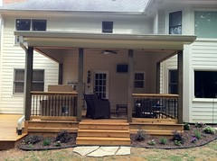 Porch and Deck builder