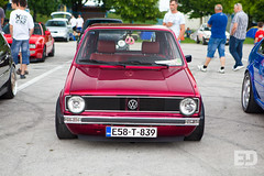 """VW Golf Mk1 • <a style=""""font-size:0.8em;"""" href=""""http://www.flickr.com/photos/54523206@N03/7362487738/"""" target=""""_blank"""">View on Flickr</a>"""