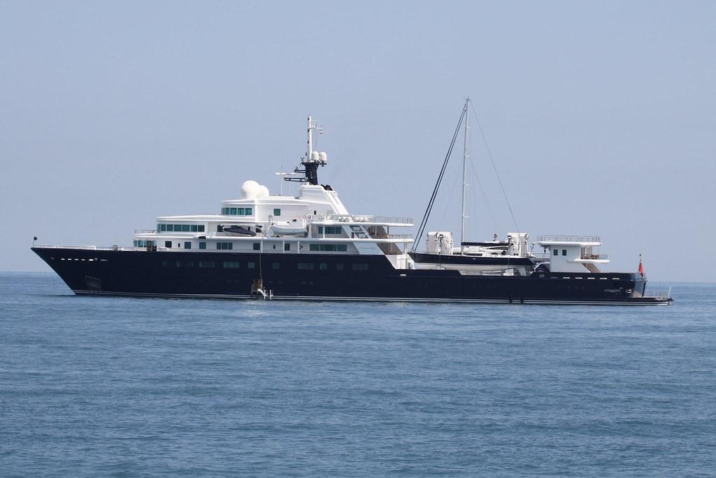 Le Grand Bleu (Bremer Vulkan / Kusch Yachts)