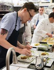 Bocuse d'Or Dinner (Edsel L) Tags: ohio milan matt unitedstates vegetable institute benefit dor culinary bocuse danko teamusa a7r chefsgarden bocusedor culinaryvegetableinstitute mattdanko ilce7r