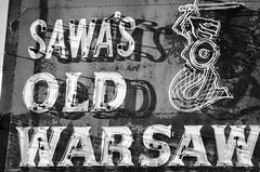 Sawa's redo (johnfromtheradio) Tags: sign neon broadview cermak sawas oldwarsaw