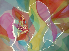 untitled (ladybumblebee) Tags: abstract art watercolor painting