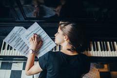 Anastasia (showpx) Tags: light music love girl beautiful key pretty piano note goodmorning pleasure lessons beautifulgirl
