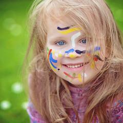my little sunshine (Sigita JP) Tags: colour cute outdoors child littlegirl daytime happyness kidsportrait naturallightportrait littleexplore