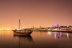 MIA_Park-4168 (Satish Chelluri) Tags: sea water buildings boat doha qatar westbay miapark satishchelluri satishchelluriphotography