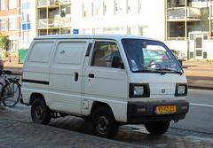 1996 Suzuki Super Carry 1.0 Commercial (rvandermaar) Tags: 10 1996 super commercial suzuki carry suzukicarry suzukisupercarry grijskenteken sidecode5 vjtz22