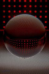 Kugel 4  - crystal ball (butchinsky) Tags: abstract ball munich mnchen bayern fotografie crystal mai technische glas glaskugel 2016 helli makroaufnahmen helmutschmid climpse glimpsecatcher butchinsky catchtheclimpse wwwschmidhelmutde