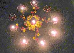 w_light_kolam_4893a (Manohar_Auroville) Tags: light mandala tradition diwali luigi tamil auroville kolam fedele manohar tamilbeauty