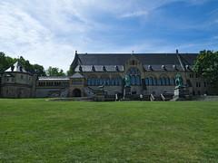 Kaiserpfalz Goslar (jens.steinbeisser) Tags: germany deutschland architektur gebude harz kaiserpfalz goslar niedersachen unescoweltkulturerbe olympusepl3